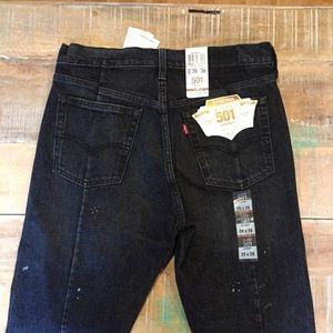 51c3e64a Levi's Jeans   Nwt Levis 501 Altered Skinny Stretch 29   Poshmark